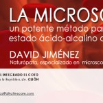 Conferencia Microscopía David Jiménez Alkaline Care
