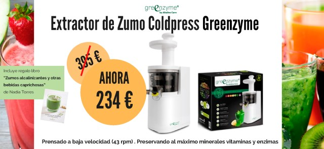 Oferta Greenzyme