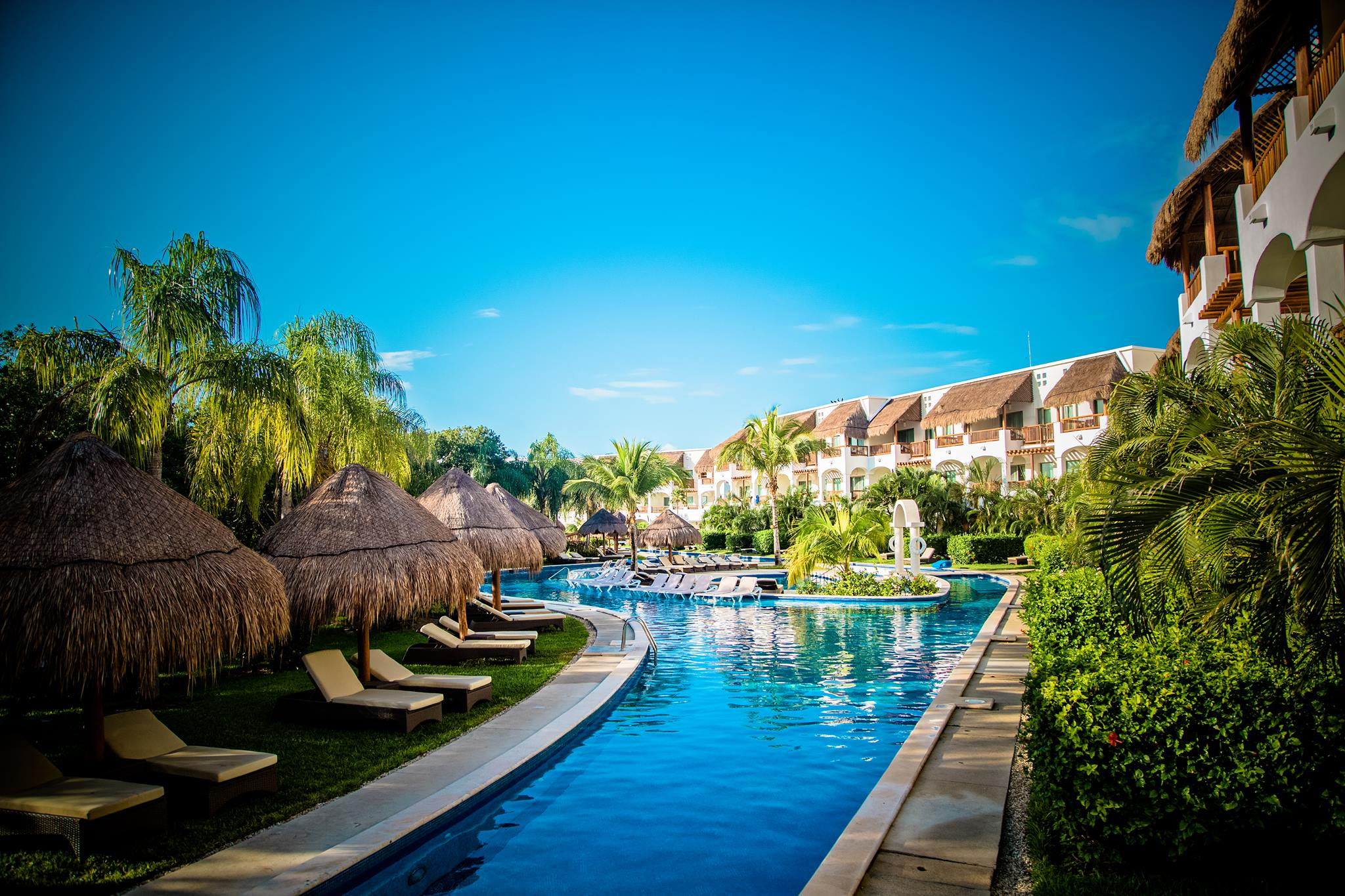 Riviera Maya Resort Sophistication At Its Finest All