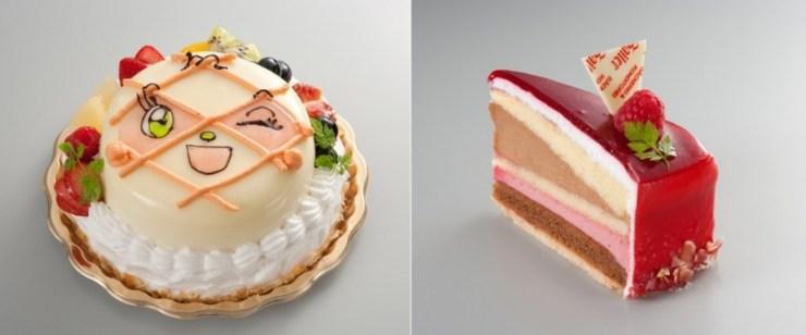 후쿠오카 디저트 맛집 사이라 케이크와 조각케익