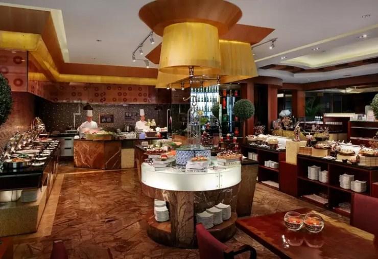 파크 플라자 왕푸징 호텔 조식