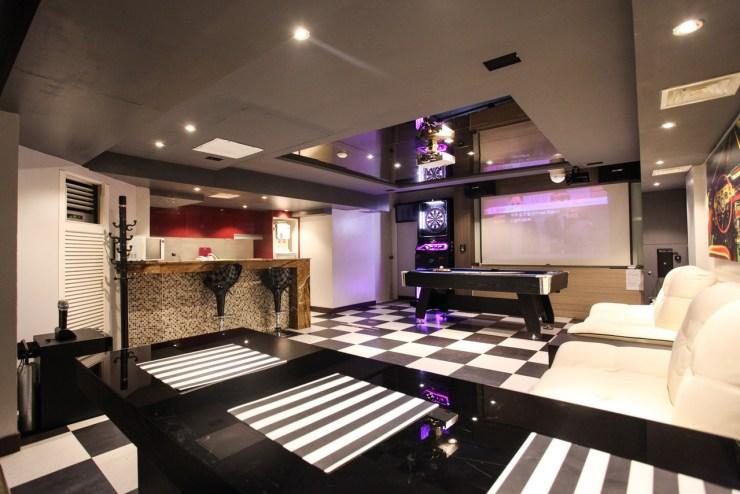 서울 파티룸 숙소 영등포 샵 빈센트 객실 전경