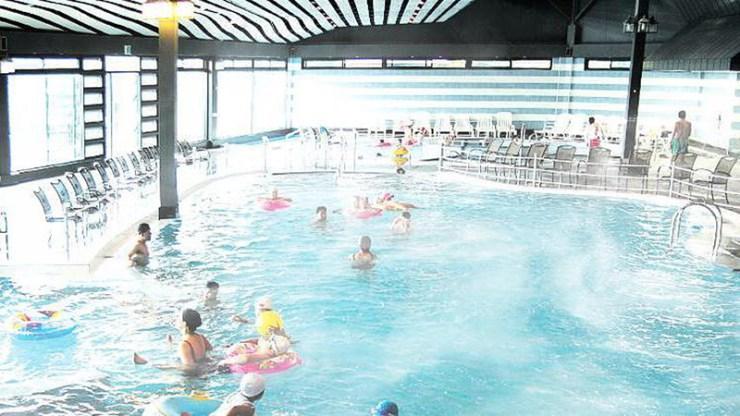 한탄리버스파 수영장