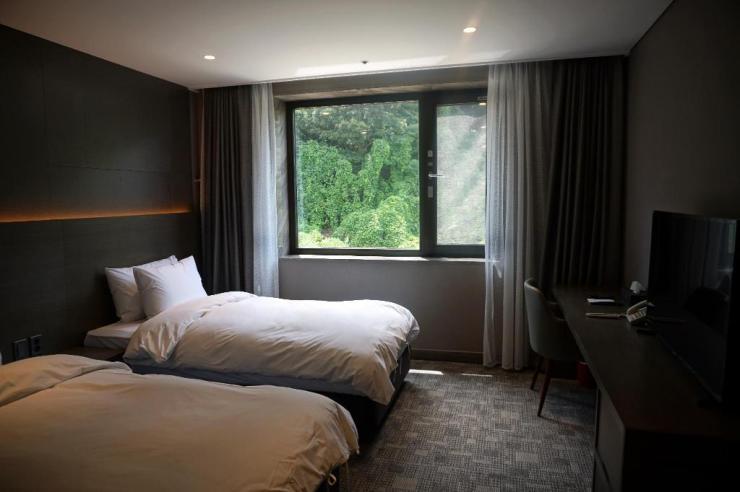 무등산 리프트 & 모노레일이 있는 호텔무등파크