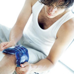 Icing  and Heat treatments can help