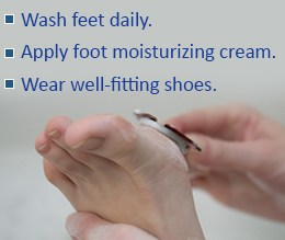 General Foot Care Tips