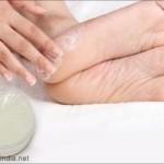 Keep your Feet Moisturised