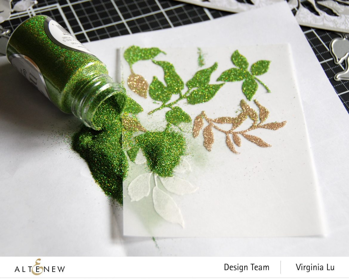 12192020-Just Leaves Die-DoubleSided Adhesive Sheets#2