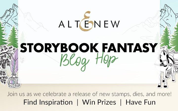 @altenew_STORYBOOK FANTASY Release