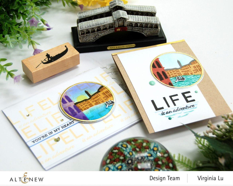 06132021-Let's Go Stamp & Die & Coloring Stencil Bundle
