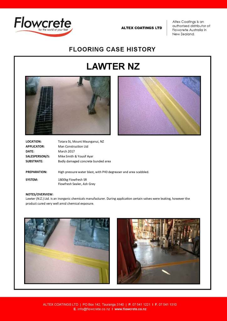 Lawter NZ