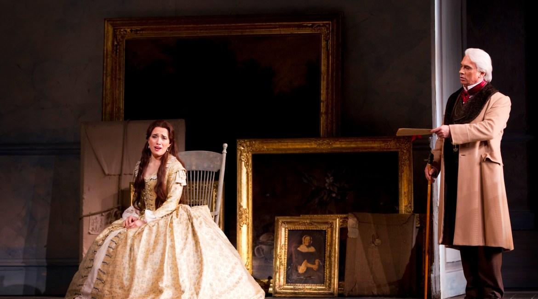 歌劇《椿姫》ハイライト 第2幕から プロヴァンスの海と大地