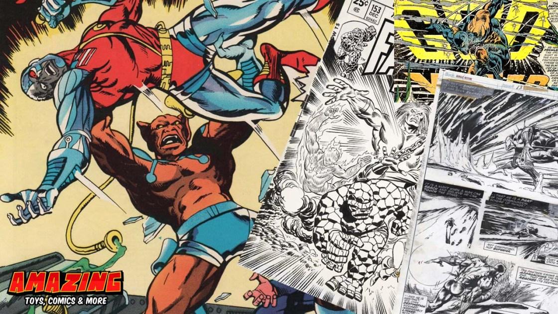Marvels vergessene Helden der Siebziger