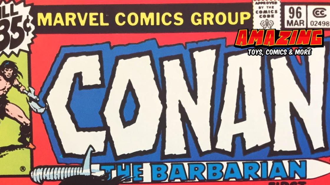 Croms 2. Conan Cover zum Sonntag