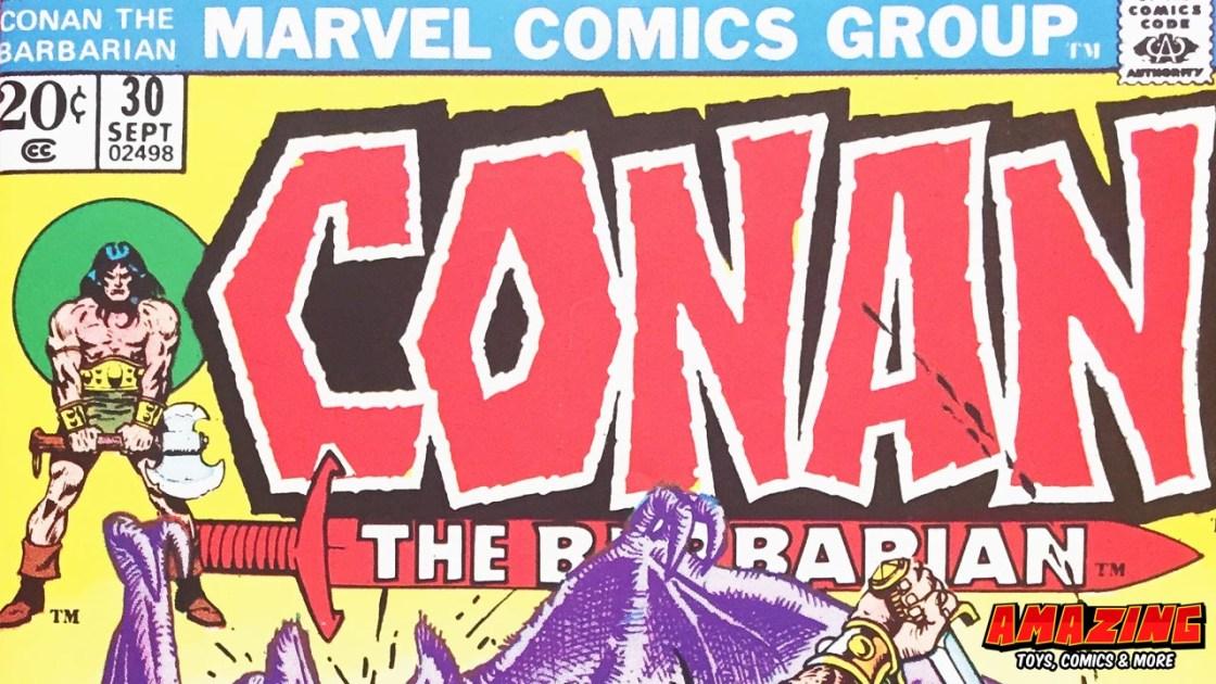 Croms 3. Conan Cover zum Sonntag