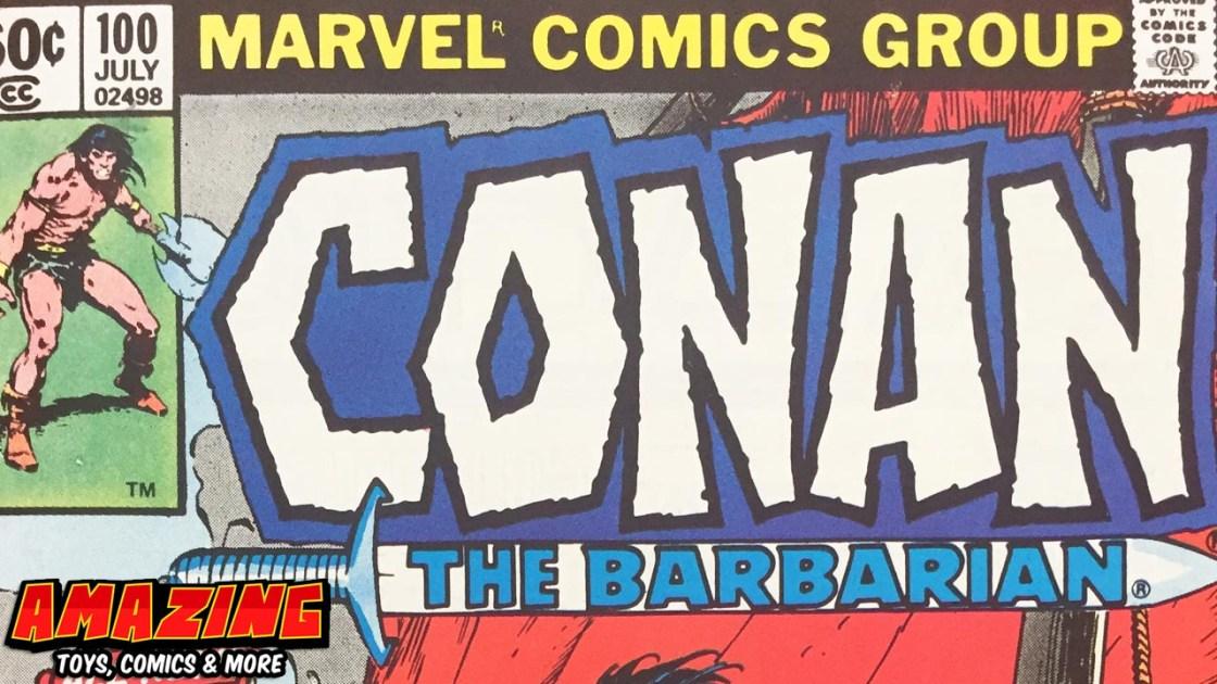 Croms 5 Conan Cover zum Sonntag
