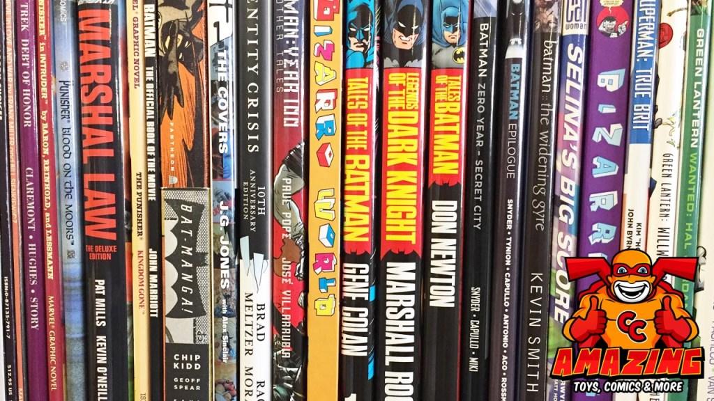 Alles hat ein Ende - auch die Comics