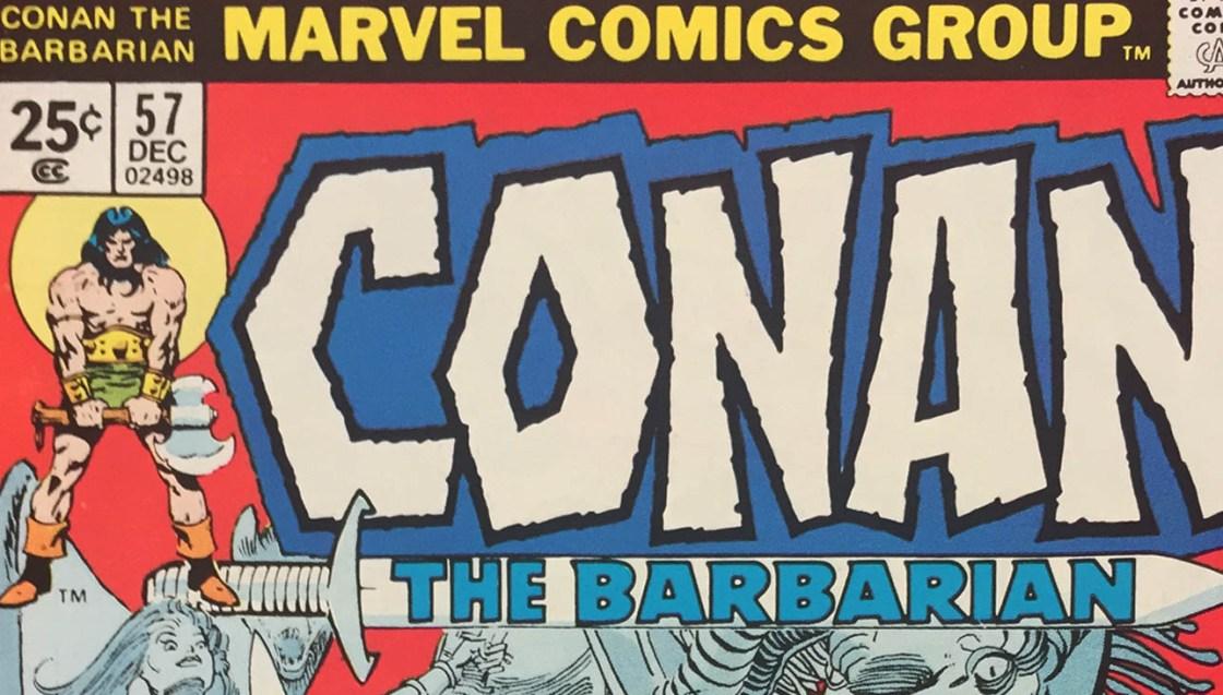 Croms 11 Conan Cover zum Sonntag