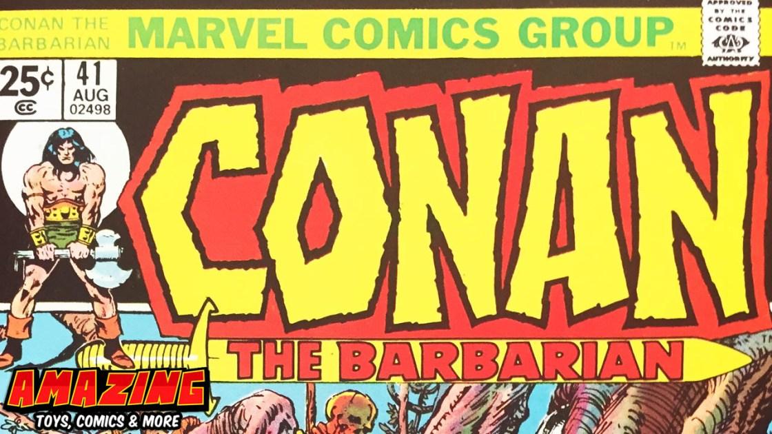 Croms 14 Conan Cover zum Sonntag