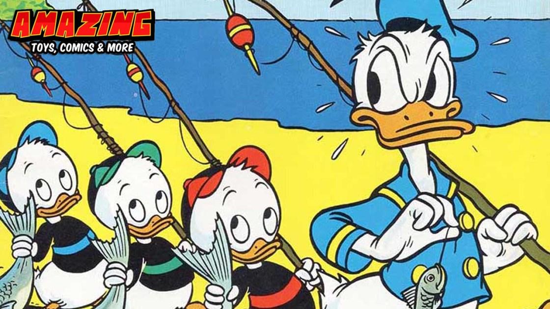 50 Jahre Comics – Captain Collector zieht Bilanz