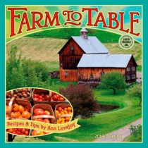 Farm to Table Calendar