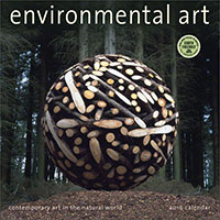 Environmental Art 2016 wall calendar