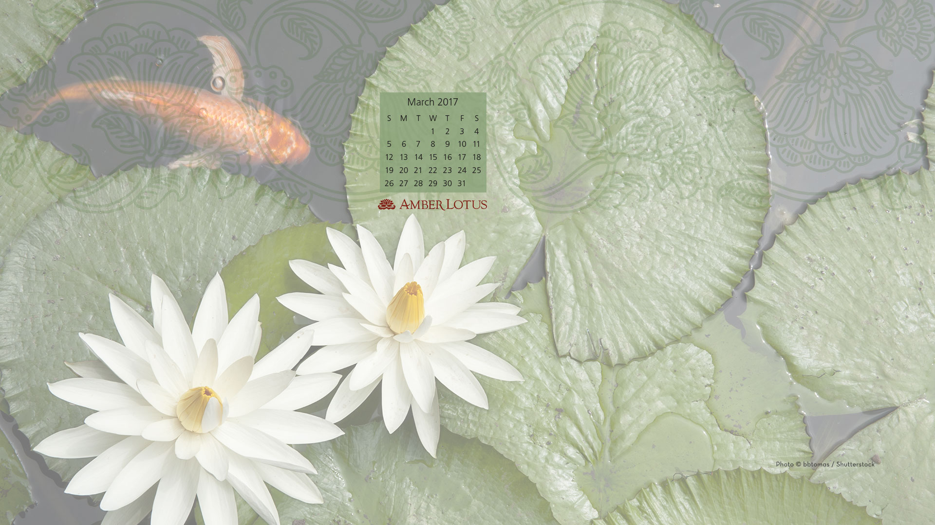 Desktop Wallpaper Calendar March 2017 Free To Download