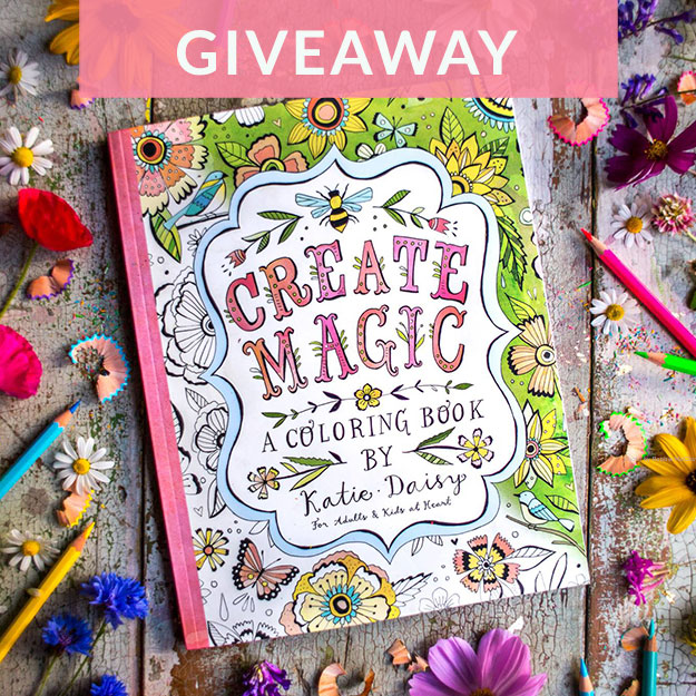 Create Magic by Katie Daisy