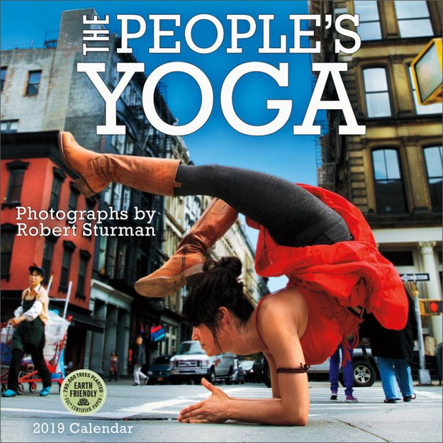 The People's Yoga 2019 Wall Calendar