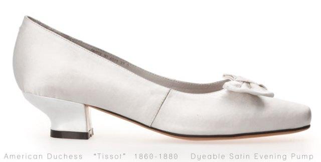 Tissot Civil War Shoes Victorian Shoes