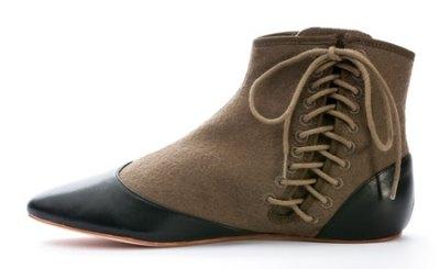 Civil War Shoes