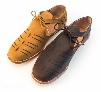 Virginia Renaissance Shoes by American Duchess