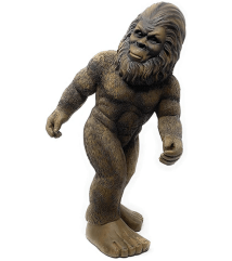 "16"" Tall Bigfoot Statue"