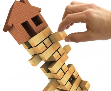 housing market precarious game