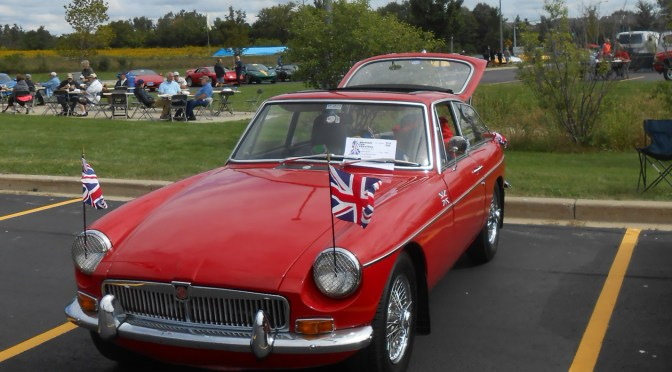 32nd Annual Chicagoland British Car Festival