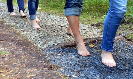 Going Barefoot… Why We Should All Be Doing It