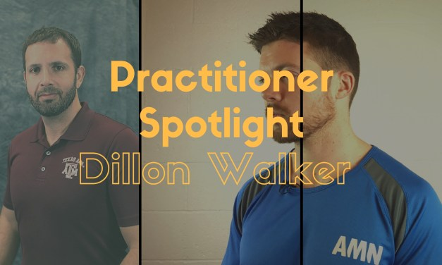 Practitioner Spotlight: Dillon Walker (Biosystem Fitness)
