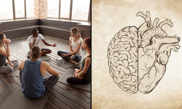 Feeling Biology: Interoceptive Meditation and the Perception of Self