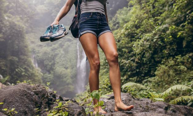 The Amazing Benefits of Going Barefoot