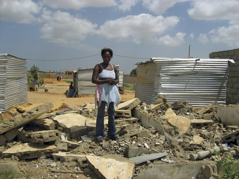 Ruins, Soba Kapassa, Luanda.
