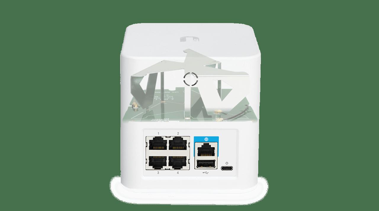 "AmpliFi HD Mesh Router 3x3 Dual-Band ""Super Antenna"""
