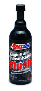 amsoil engine flush transmission flush