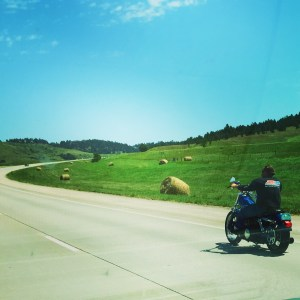 Sturgis cruise routes and motorcycle riding tips.