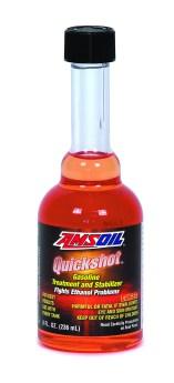 AMSOIL Quickshot fights ethanol problems.