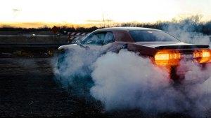 Challenger burnout
