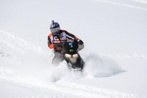 AMSOIL Snowmobile