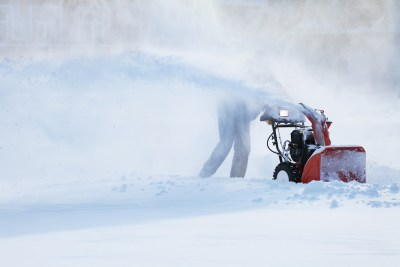 Snowblower won't start? Try this.