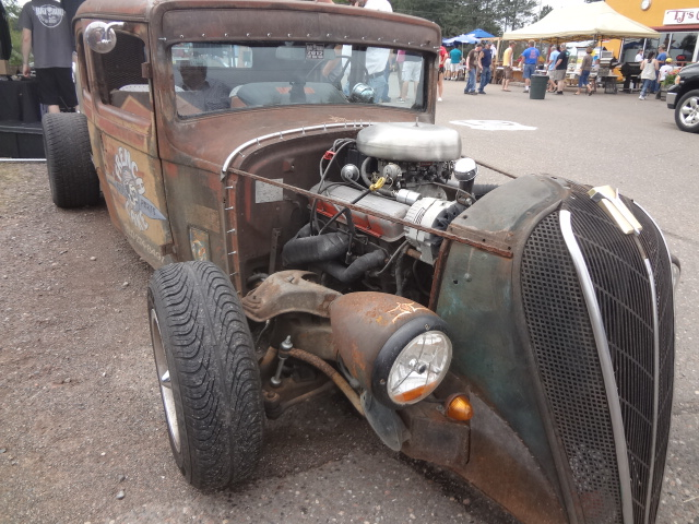 Rat rods are, in essence, blue-collar hot rods.