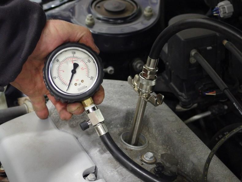 Engine Compression Test