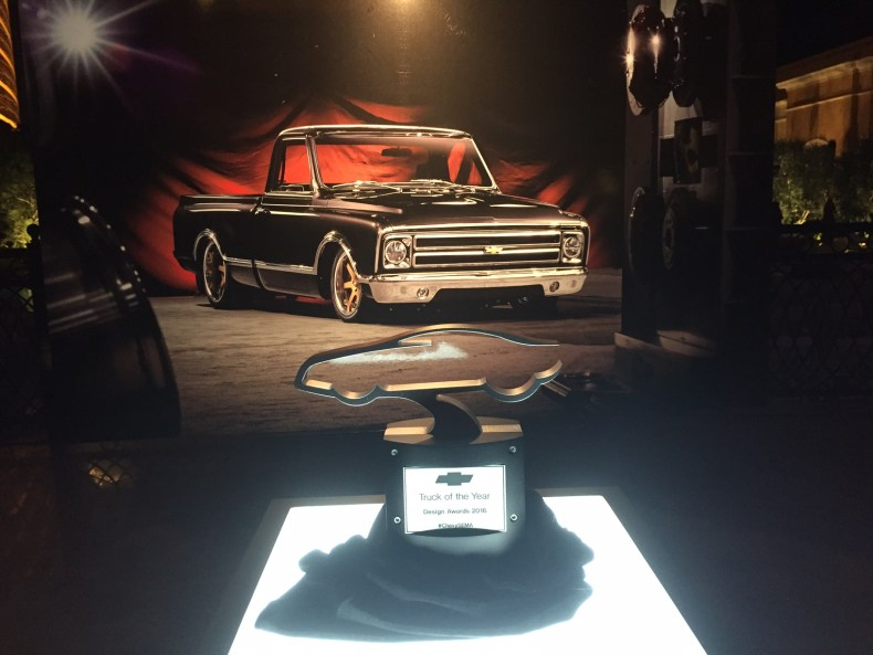 Chevy C10 Truck of the Year
